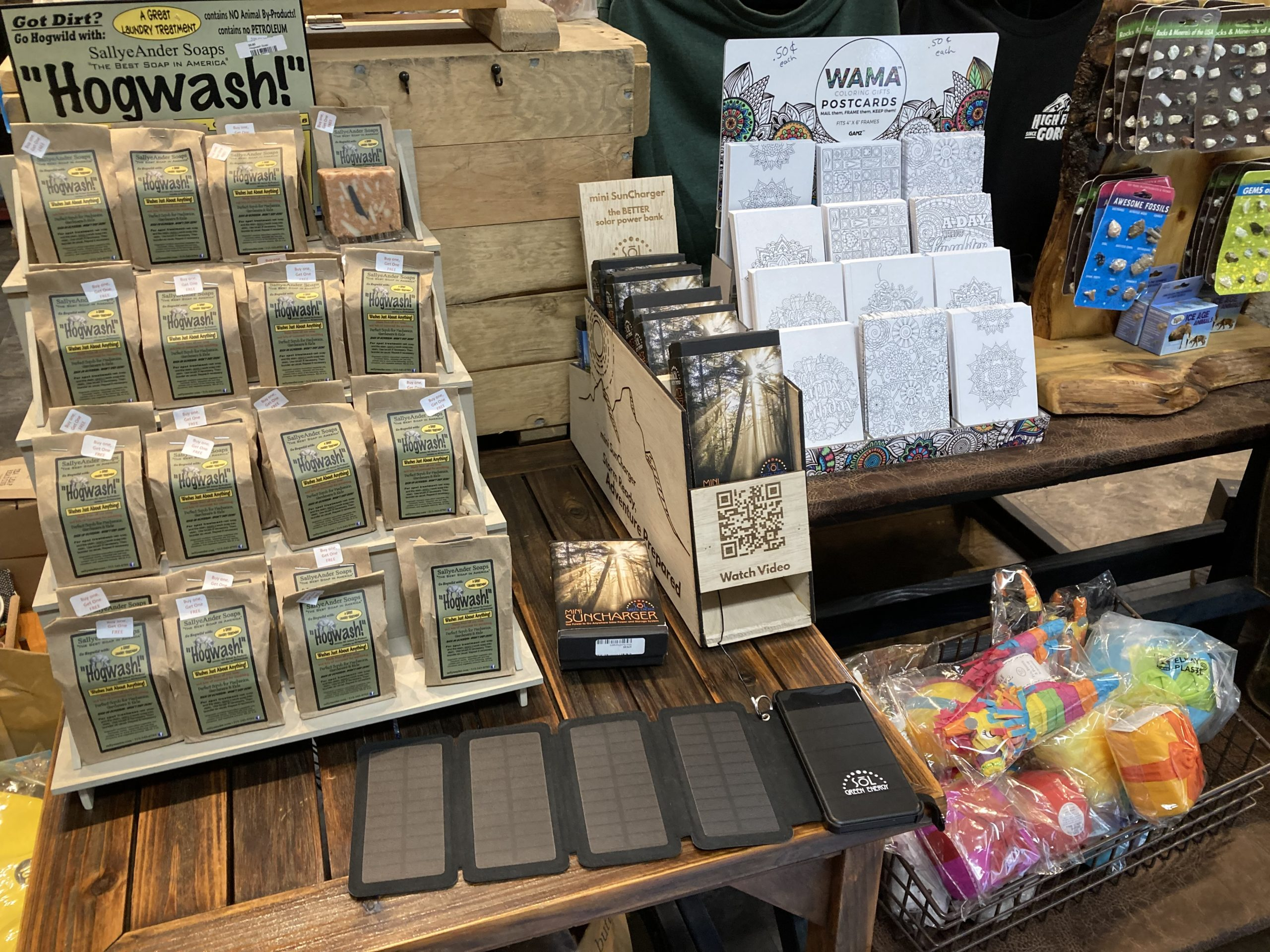 retail solar charger
